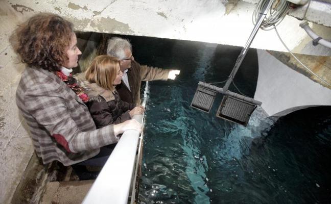 Cáceres invierte 92.000 euros en mejorar el depósito del agua de la Montaña