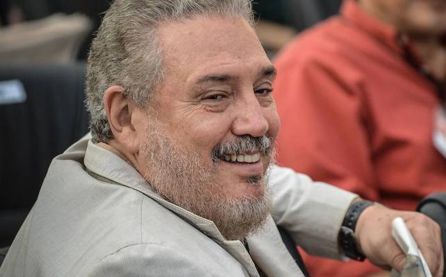 El hijo mayor de Fidel Castro se suicida