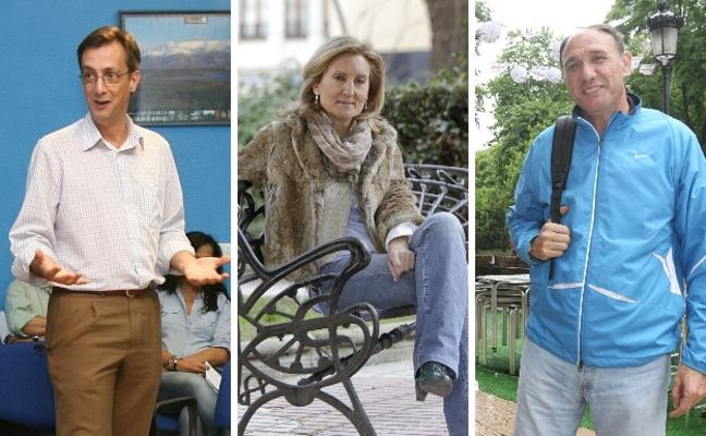 José Antonio Villa, Jerónima Sayagués y Lázaro García se dan de baja en el PP