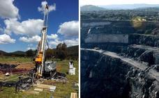 Cara y cruz de los otros planes mineros de Sacyr en Extremadura