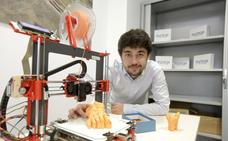 Huesos impresos en 3D para ensayar