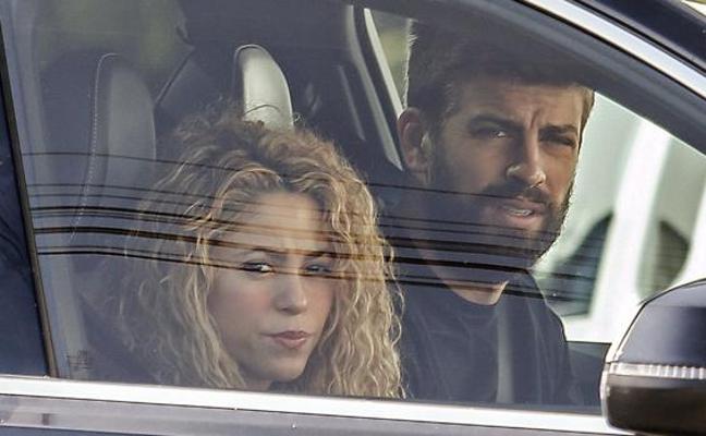 Shakira y Piqué cumplen años en una mala racha