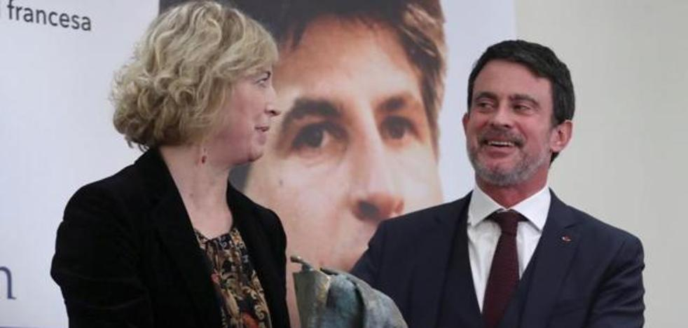 Valls apela a la cooperación entre España y Francia «hasta la derrota completa de ETA»