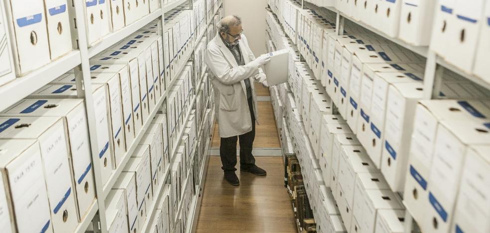 «Perder documentos es perder el pasado y parte de nuestra identidad»