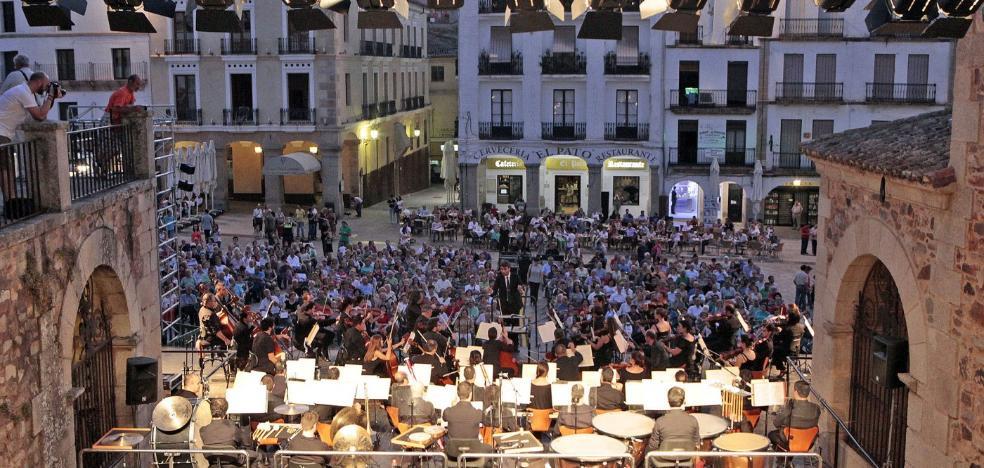 Extremadura, el farolillo rojo de las artes escénicas