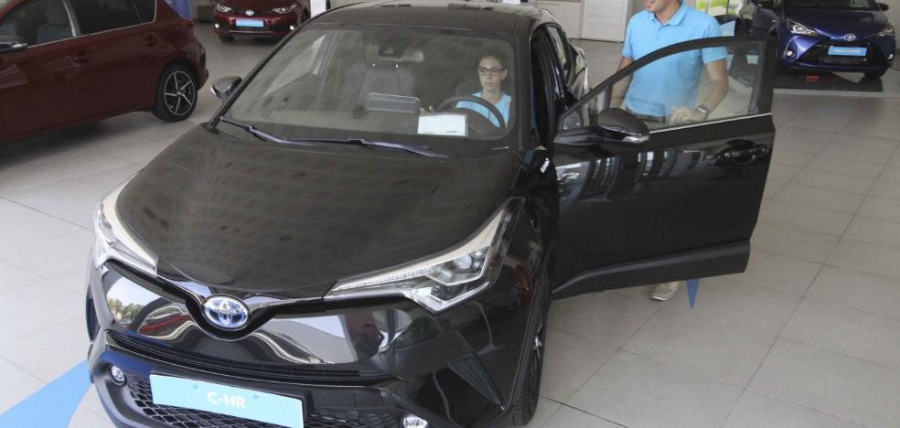 Las ventas de coches en Extremadura alcanzan su mayor volumen desde 2012
