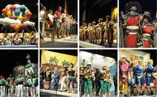 Las apuestas emeritenses se ganan un hueco en la final del Carnaval Romano