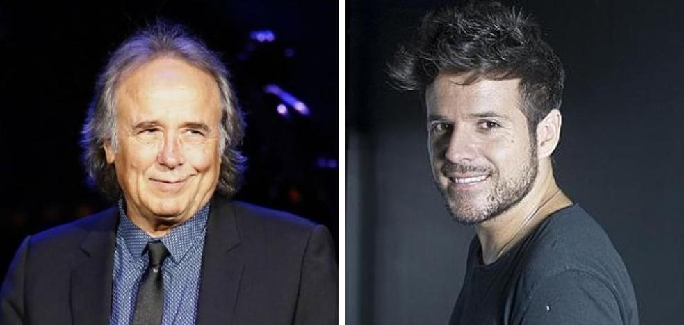 Joan Manuel Serrat y Pablo López actuarán en el Teatro Romano de Mérida en septiembre
