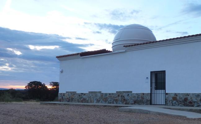 El Observatorio Astronómico de Monfragüe recuerda a Galileo por el aniversario de su nacimiento