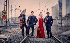 El cuarteto 'Gerhard' estrena en Badajoz una obra de Manuel Hidalgo
