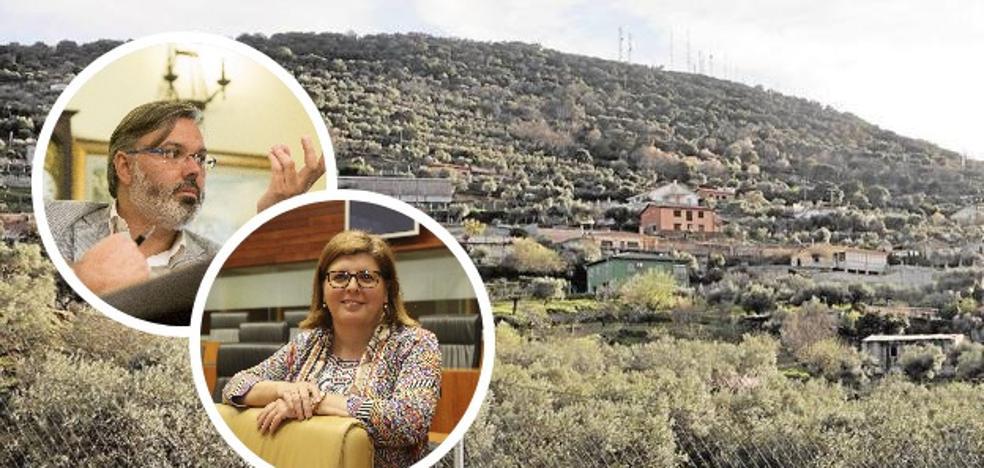 Pizarro, sobre la petición de Domínguez al TSJEx: «Está claro que está obsesionada conmigo»