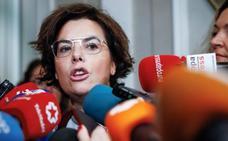 El Gobierno advierte a Puigdemont de que no vivirá «a costa» de los catalanes