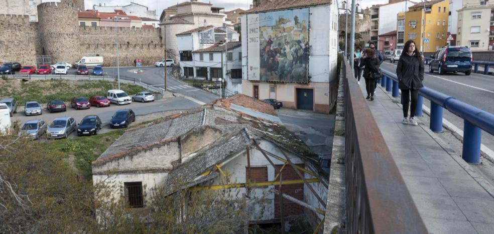 Reformar el entorno del Puente de Trujillo de Plasencia costará más de 3 millones de euros