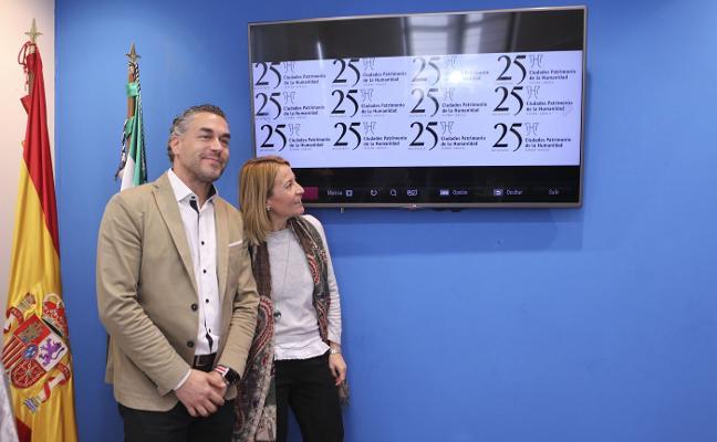 Cáceres ha triplicado los turistas en los últimos 25 años