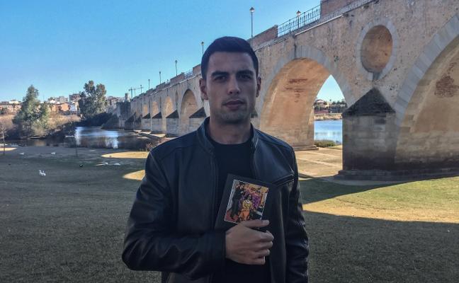 El extremeño Alex Garzó se afianza en la novela negra