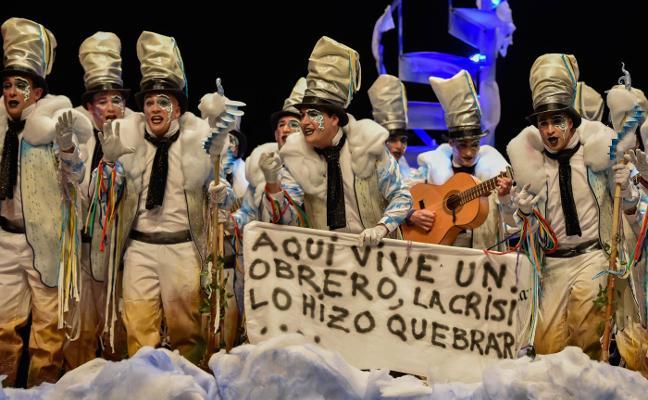Las letras cantan a Cataluña, al tren y al ruido