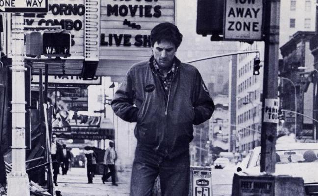 Maltravieso Capitol proyecta la película 'Taxi driver'