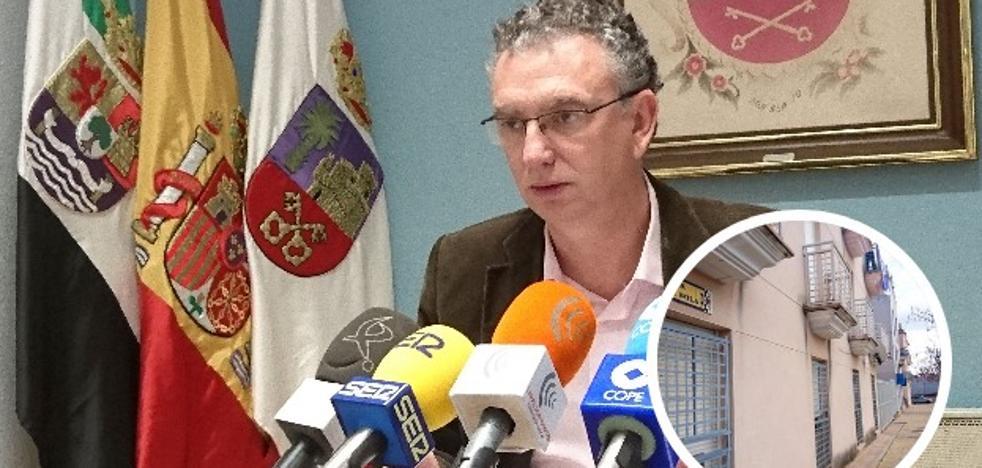 Quintana: «Don Benito no puede perder ni un solo duro por el nombre de una calle»