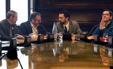 Los letrados posponen al viernes la entrega del informe de investidura por estar Torrent en Madrid