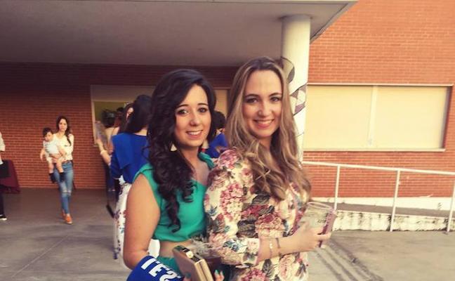 Andrea Serrano y Claudia Gómez, de Talayuela, premio a la excelencia académica