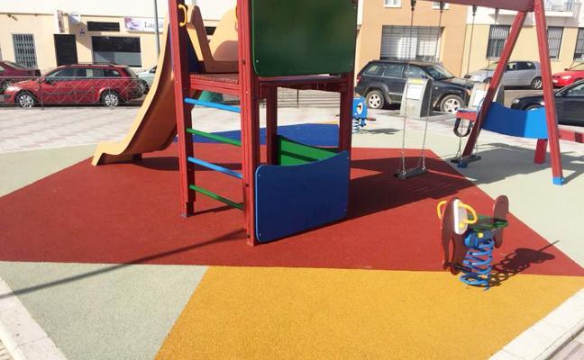 Don Benito destina 170.000 euros a la reforma de los parques infantiles