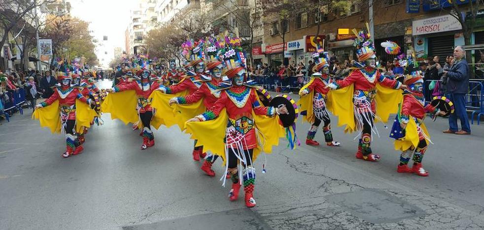 Extremadura disfruta del Carnaval