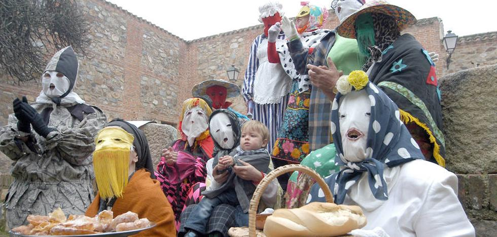 Montánchez festeja su Carnaval Jurramacho