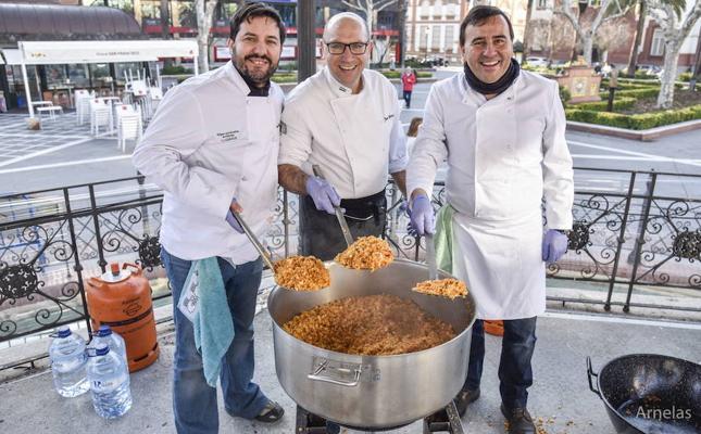 El Banco de Alimentos de Badajoz recibe más de 5.000 euros