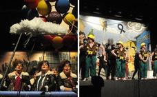 Las Iguales y 'No me fío...' ganan el concurso del Carnaval Romano