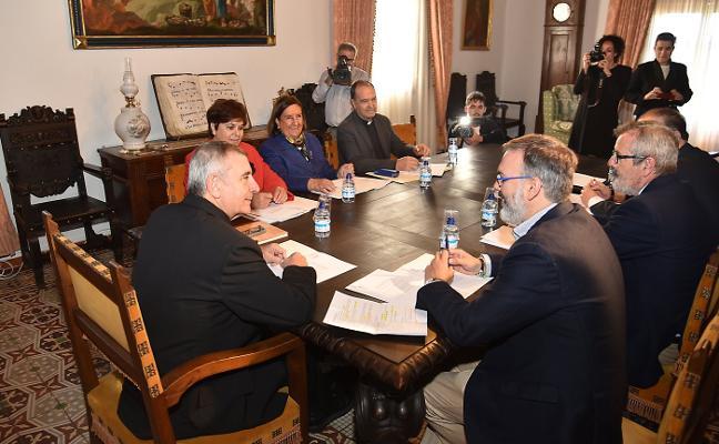 Empieza a tramitarse en la Junta la fundación que promoverá la llegada de la UCAV a Plasencia