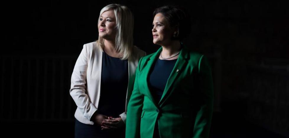 El Sinn Fein será liderado por dos mujeres