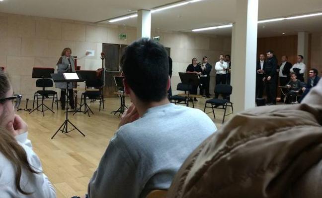Suspendido el concierto de la OEx por las malas condiciones del Auditorio