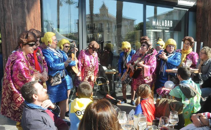 Sábado del Carnaval Romano