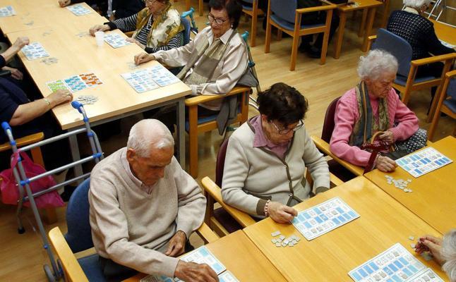 El Sepad pide a sus centros de mayores en Cáceres que controlen la práctica del bingo