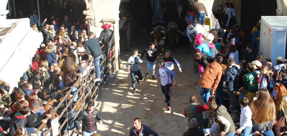Trujillo vive un gran ambiente en la primera jornada de festejos taurinos