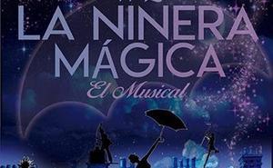 Musical sobre Mary Poppins en el Palacio de Congresos esta tarde