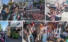 El Carnaval de día devuelve la fiesta a las familias