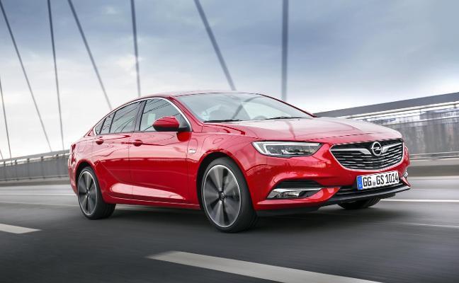 Opel Insignia, 100.000 pedidos en Europa de la nueva versión