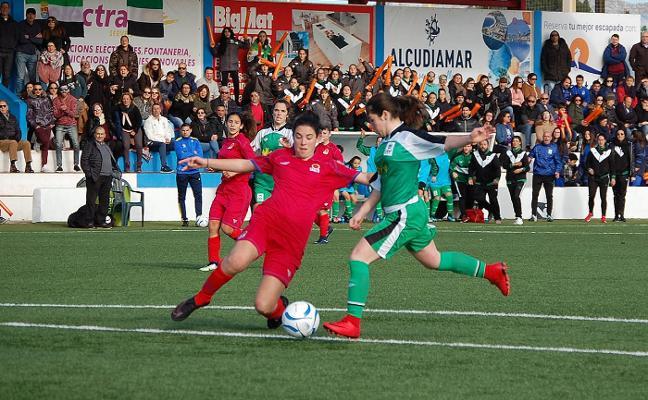 La sub-18 y la sub-16, eliminadas del Campeonato de España