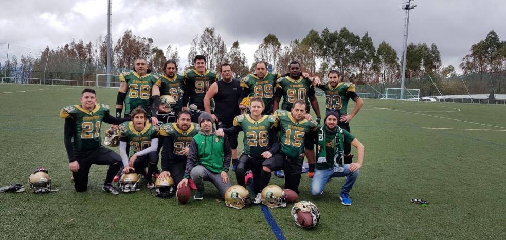 Segunda victoria de los Gladiators en la Liga Norte ante los Guardians