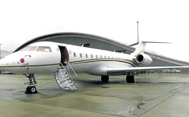 El vuelo del narcojet