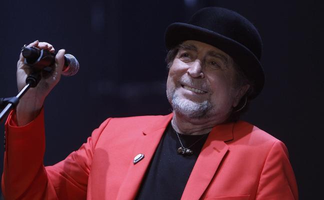 Joaquín Sabina cumple 69 años