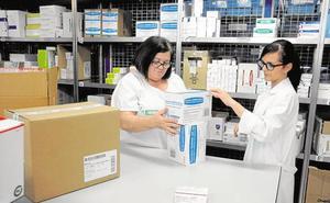Los fármacos biosimilares ahorran dos millones cada año al SES