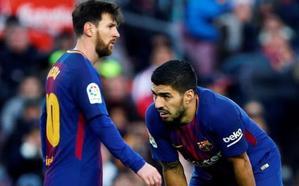 Un Barça exprimido valora su primer descanso en 2018