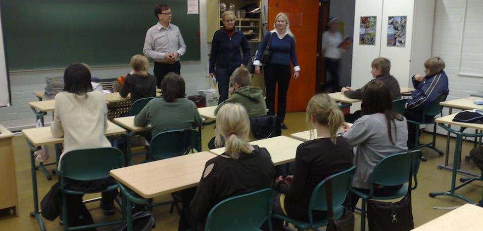 Anulan la sanción a un profesor que explicó en clase por qué iba a hacer una huelga