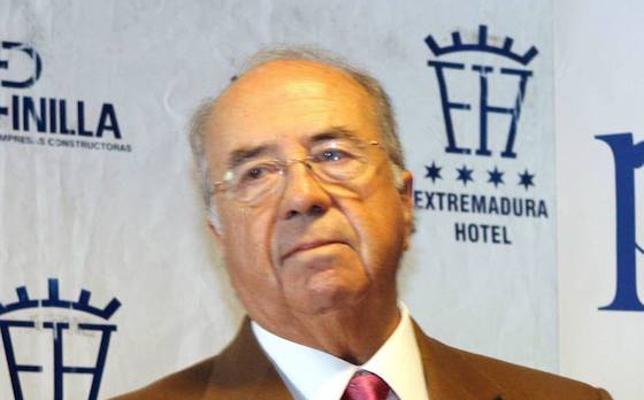 Fallece Valentín Pinilla, un referente de los empresarios de la construcción en Cáceres