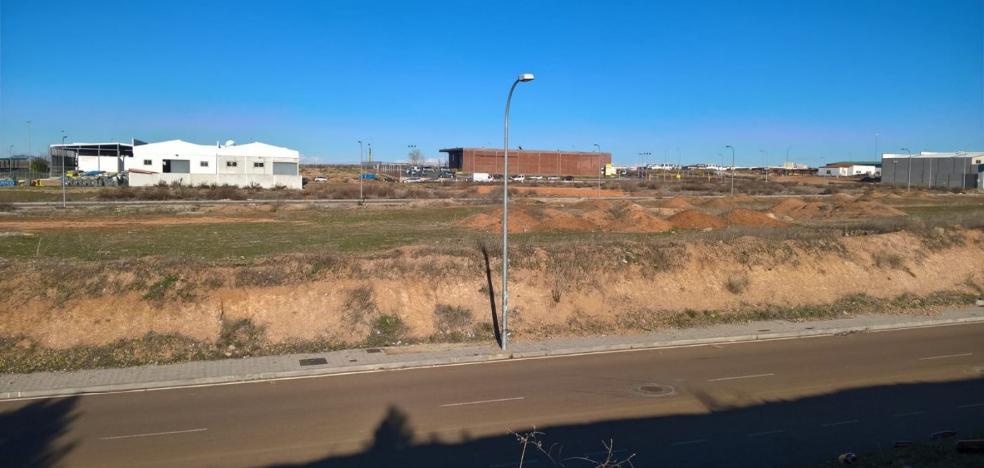 A la venta 16 parcelas de uso industrial en el Tierra de Barros en Almendralejo