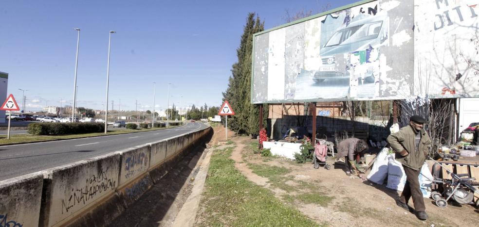 El IMAS comunica a la Fiscalía la situación de la pareja que vive en la calle