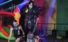 Xena La Crim se lleva el primer premio de la gala Drag Queen de Mérida