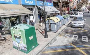 Ciudadanos pide contenedores accesibles en Cáceres para «eliminar discriminación»